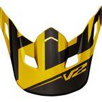 _Fox MX18 V2 Preme Helmet Visor | 21300-547-OS-P | Greenland MX_