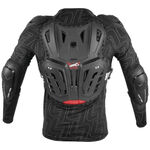 _Leatt 4.5 Kids Body Protector Black | LB501610070P | Greenland MX_