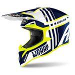 _Airoh Wraap Broken Helmet | WRBR18 | Greenland MX_