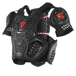 _Dainese ROOST  MX1 Chest Protector Black   DN76196   Greenland MX_