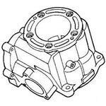 _Honda CR 125 R 2004 Genuine Cylinder | 12110-KSR-A00 | Greenland MX_