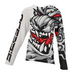_Acerbis MX J-Kid Two Youth Jersey Gray/White | 0024779.287 | Greenland MX_
