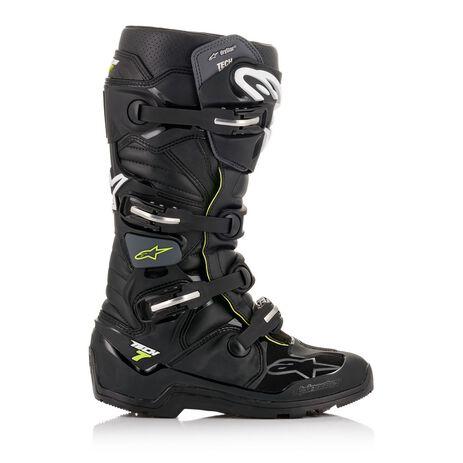 _Alpinestars Tech 7 Enduro Drystar Boots Black/Grey | 2012620-106-P | Greenland MX_