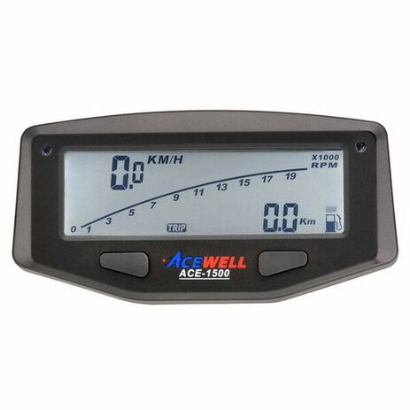 _Acewell Speedmeter with RPM | ACE-1500-P | Greenland MX_
