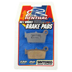 _Renthal Rear Brake Pads kxf 250-450 04-09 rmz 250-450 04-08 yz/f 125-450 03-09 | BP-104 | Greenland MX_