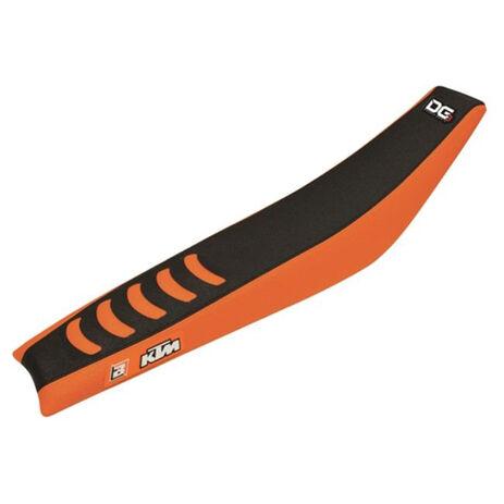 _Blackbird Doble Grip 3 KTM EXC/EXC-F 12-16 SX/SX-F 11-15 Seat Cover | 1521H | Greenland MX_