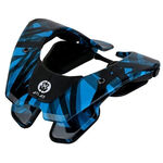 _Atlas Tyke Cyan Laser Youth Neck Support Blue | AT303000 | Greenland MX_