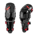 _Polisport Prime knee guard pair black/red | 8003200000P | Greenland MX_