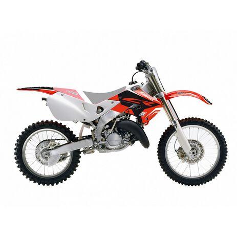 _Blackbird Dream 4 Honda CR 125 98-99 CR 250 97-99 Kit Decal   2139N   Greenland MX_
