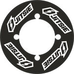 _Jitsie trial sprocket approved sticker 41T-44T Black | JI-BT280-ST-4144N | Greenland MX_
