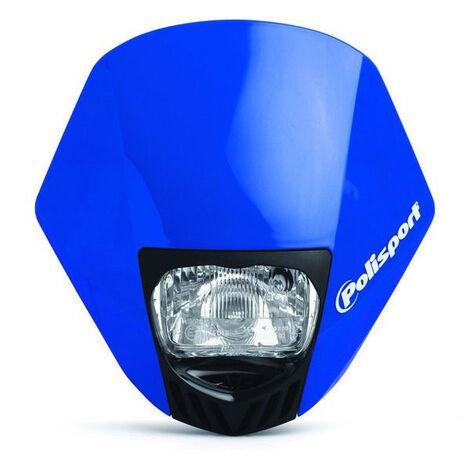 _Polisport HMX Headlight Blue   8662800003   Greenland MX_
