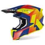 _Airoh Twist 2.0 Lift Helmet Blue   TW2LF18   Greenland MX_