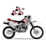 _Original Graphic Kit Blackbird Honda XR 250/400 96-04   2105   Greenland MX_