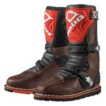 _Hebo Trial Technical Evo 2.0 Boots Brown | HT1012NTR | Greenland MX_