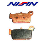 _Nissin Rear Brake Pads Gas Gas 09-13, YZ 125/250 03-08, YZF 250/450 03-13, RM 125/250 04-07 | FP-R002 | Greenland MX_