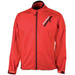 _Hebo Baggy Softshell Jacket Red | HE4260R | Greenland MX_