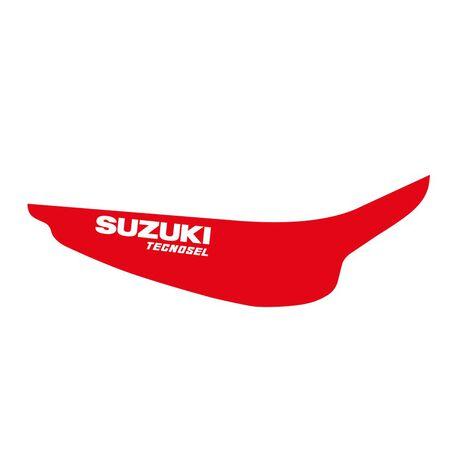 _ Tecnosel Seat Cover Replica Team Suzuki 1998 RM 125/250 96-98   13V02   Greenland MX_