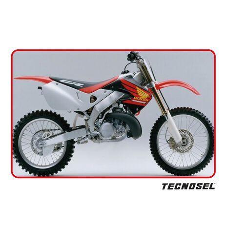 _Tecnosel Seat Cover Replica OEM Honda 1998 CR 125 98-99  CR 250 97-99   11V03   Greenland MX_