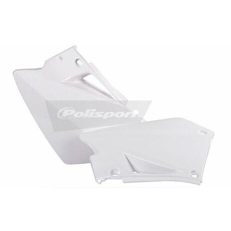 _Polisport Gas Gas EC 125/200/250/300 450 FSE 450 05-06 Number Carrier Side Panels Kit White | 8603600001 | Greenland MX_