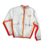 _Fox Fluid MX Waterproof Jacket Orange | 10033-009-P | Greenland MX_