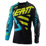 _Jersey Leatt GPX 5.5 UltraWeld Lime | LB5019010220P | Greenland MX_