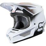 _Fox V2 Vlar Helmet White | 24264-008 | Greenland MX_