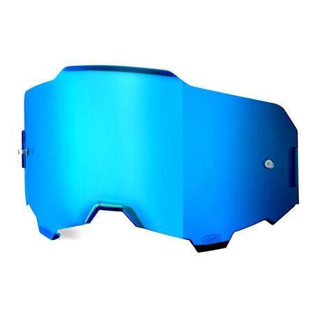 _100% Armega Mirror Lens | 51040-022 | Greenland MX_