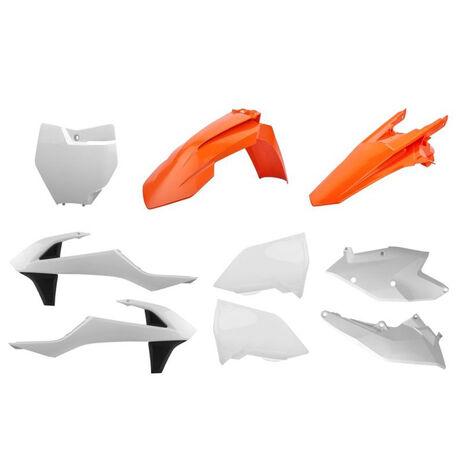 _Polisport KTM SX-SX-F 16-18 Plastic Kit OEM | 90706 | Greenland MX_