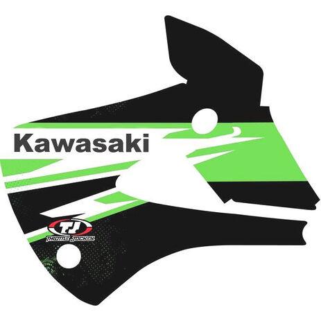 _Tj Shrouds Kit Kawasaki KX 85 01-13 | KKX85 | Greenland MX_