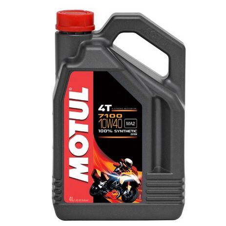 _Motul Oil  7100 OFF ROAD 10W40 4T 4L | MT-104092 | Greenland MX_