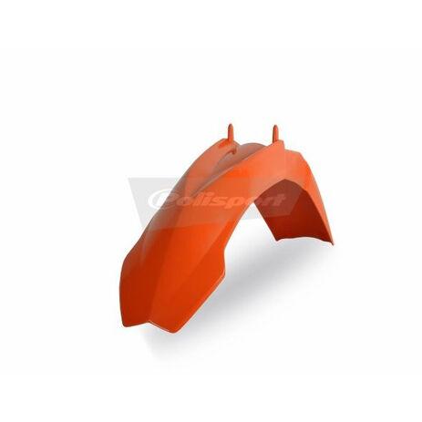 _Polisport KTM SX 85-03-12 SX 105 04/06-11 Front Fender Orange   8563800001   Greenland MX_