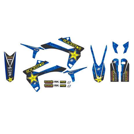 _Blackbird Sticker Kit Rockstar Energy Sherco SE/SE-F 13-16 | 2E00L | Greenland MX_