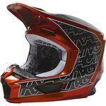 _Fox V1 Peril Helmet  | 27998-110 | Greenland MX_