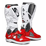 _Sidi Crossfire 3 SRS Boots Black/Red/White | BSD3216000 | Greenland MX_