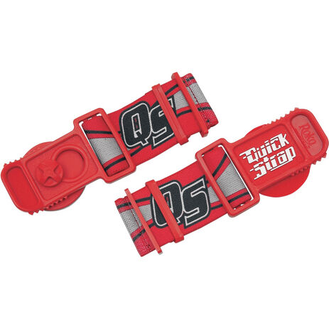 _Goggle Quick Strap Red | S-10 | Greenland MX_