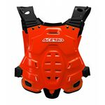 _Acerbis Profile chest protector Red | 0016987.110-P | Greenland MX_