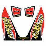 _Pro Circuit T-6 Exhaust Decal   DC14T6   Greenland MX_