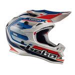 _Hebo MX Konik Junior Helmet White | HC0704B | Greenland MX_