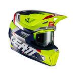 _Leatt Moto 7.5 V22 Helmet with Goggles Lime   LB1022010150-P   Greenland MX_