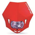_Polisport MMX Headlight Red | 8663500006 | Greenland MX_