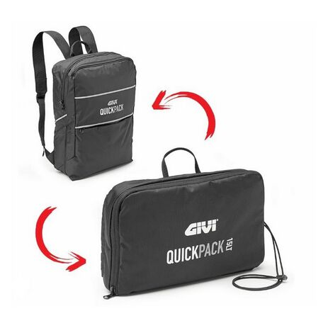 _Givi Quickpack 15 L. | T521 | Greenland MX_