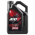 _Motul Oil 300V FL OFF ROAD 15W60 4T 4L | MT-104138 | Greenland MX_