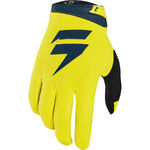 _Shift Whit3 Label Air Youth Gloves Yellow | 19325-079 | Greenland MX_