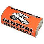 _Protector Manillar Renthal Fat Bar Naranja | P234-P | Greenland MX_