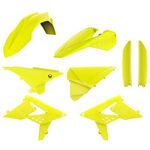 _Polisport Full Plastic Kit  Beta RR 2T/4T 13-17 Yellow Fluor | 90739 | Greenland MX_