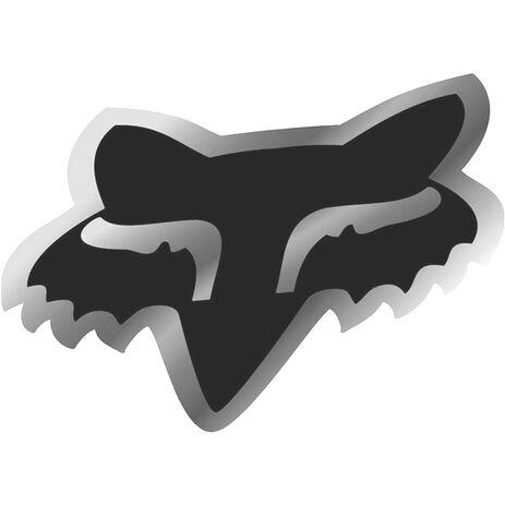 _Fox Logo Sticker Silver (177 mm)   14901-010-OS   Greenland MX_