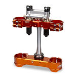 _Triple Clamp Neken SFS KTM SX/SX-F 125/250/350/450 13-17 (Offset 22mm) Orange | 0603-0658 | Greenland MX_
