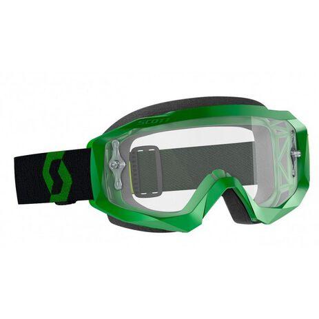 _Scott Hustle X MX Goggles Green/Black | 2681831089113-P | Greenland MX_