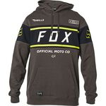 _Fox Oficial Pullover Hoodie | 25957-296-P | Greenland MX_