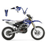 _Blackbird Dream 3 Yamaha WR 250 F 15-17 WR 450 F 16-17 Graphic Kit | 2246E | Greenland MX_